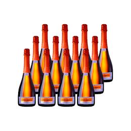 Espumante Undurraga Sweet Moscato Botella 750cc x12