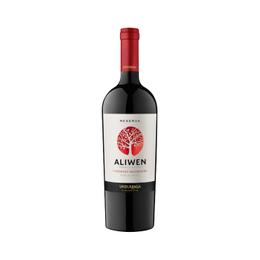 Vino Organico Aliwen Cabernet Sauvignon Botella 750cc