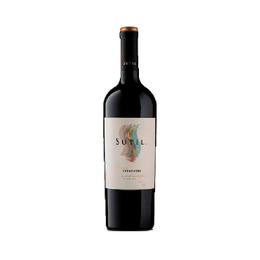 Vino Sutil Reserva Carmenere Botella 750cc