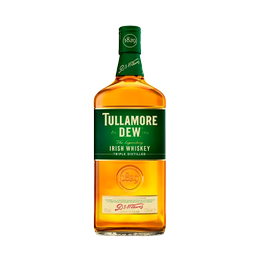 Whisky Tullamore Dew Botella 750cc