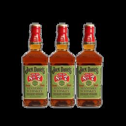 Whiskey Jack Daniels N7 Sour Mash Legacy Edition Botella 700cc x3
