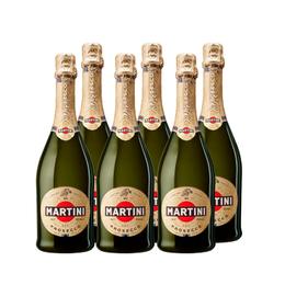 Espumante Martini Prosecco Botella 750cc x6