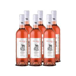 Vino Oveja Negra Syrah/Carignan/Rose 750cc x6