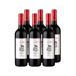 Vino Oveja Negra Malbec/Petit Verdot 750cc x6
