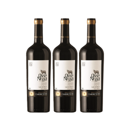 Vino Oveja Negra Single Vineyeard Carmenere 750cc x3