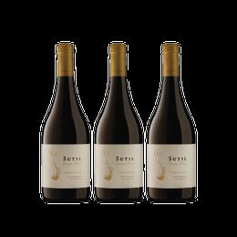 Vino Sutil Limited Release Chardonnay 750cc x3