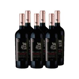 Vino Oveja Negra Gran Reserva Cabernet Franc/Carmenere 750cc x6