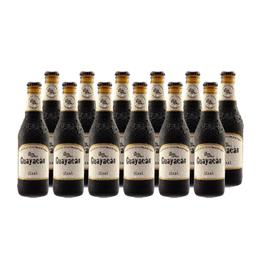 Cerveza Guayacan Stout Botella 330cc x12