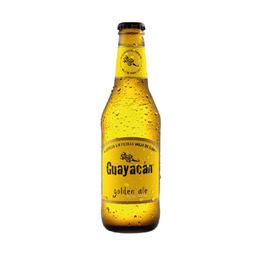Cerveza Guayacan Golden Ale Botella 330cc