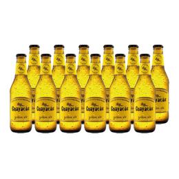 Cerveza Guayacan Golden Ale Botella 330cc x12