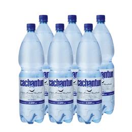 Agua Cachantun Con Gas 1.6L x6