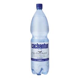 Agua Cachantun Con Gas 1.6L