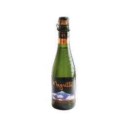 Sidra Espumante Premium Magritte Apple Brut Botella 375cc