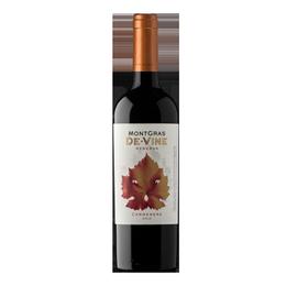 Vino MontGras de Vine Reserva Carmenere Botella 750cc