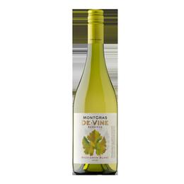 Vino MontGras de Vine Reserva Sauvignon Blanc Botella 750cc