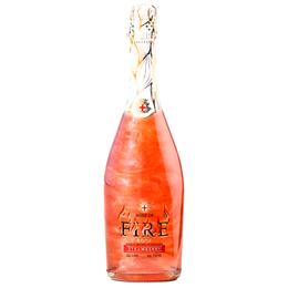Espumante Fire Marmoleado Rose Strawberry Botella 750cc
