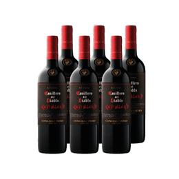 Vino Casillero Red Blend 2019 Botella 750cc x6