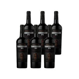Vino Cabernario Cabernet Sauvignon Botella 750cc x6