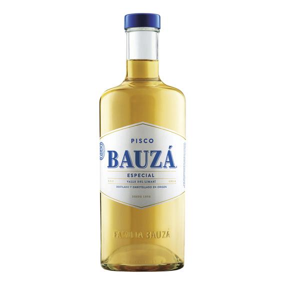 Pisco Bauza 35º Botella 1Lt