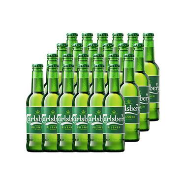 Carlsberg Botella 330cc x24