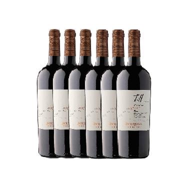 Pack Vino Undurraga T.H. 3x Maipo + 3x Peumo Botella 750cc