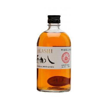 Whisky Japonés Akashi Black Botella 500cc