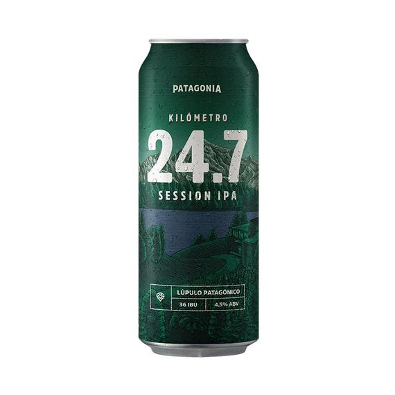 Cerveza KM 24.7 Session IPA Lata 473cc