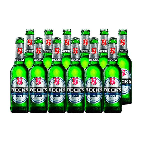 Beck's Sin Alcohol Botella 330cc x12