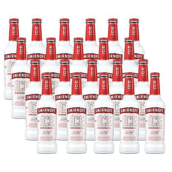Smirnoff Ice Botella 275cc x24