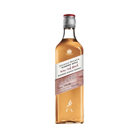 Whisky Johnnie Walker Wine Cask Blend Botella 750cc