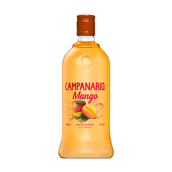 Campanario Mango Sour Botella 700cc