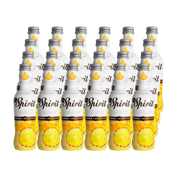 Spirit Vodka Pineapple Botella 275cc x24
