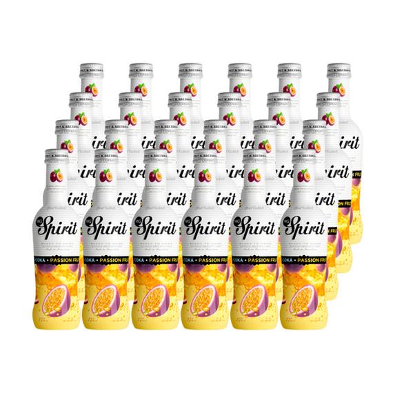 Spirit Vodka Passion Fruit Botella 275cc x24