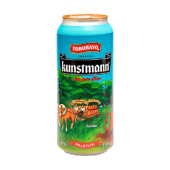 Cerveza Kunstmann Torobayo Lata 470cc