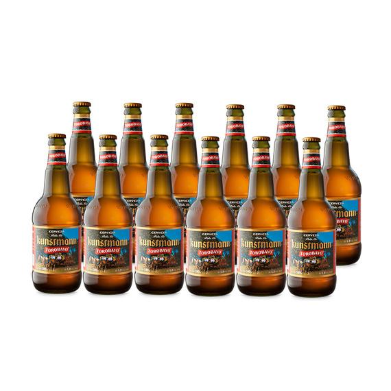 Cerveza Kunstmann Torobayo Botella 500cc x12