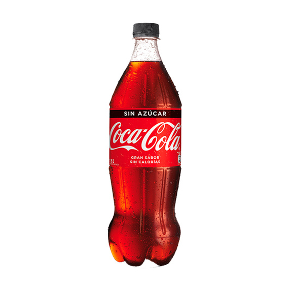 Coca Cola Zero Botella 1,5Lts