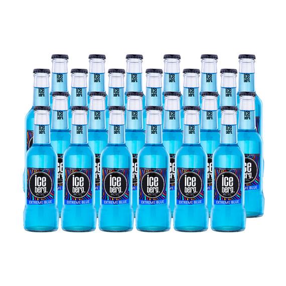 Iceberg Extreme Blue Botella 275cc x24