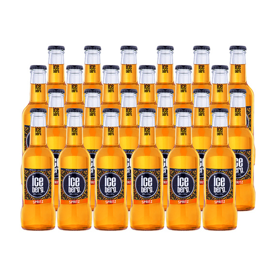 Iceberg Orange Spritz Botella 275cc x24