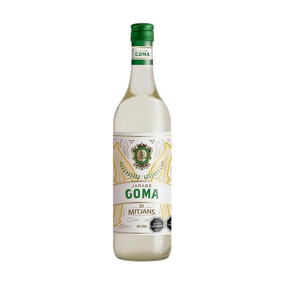 Jarabe de Goma Botella 900cc
