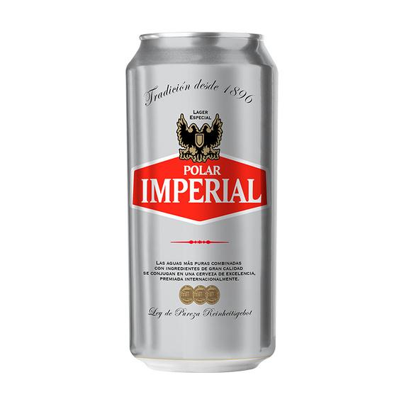 Cerveza Imperial Lata 470cc