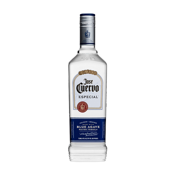 Tequila Jose Cuervo Blanco Botella 750cc