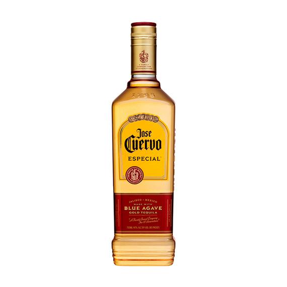 Tequila Jose Cuervo Dorado Botella 750cc