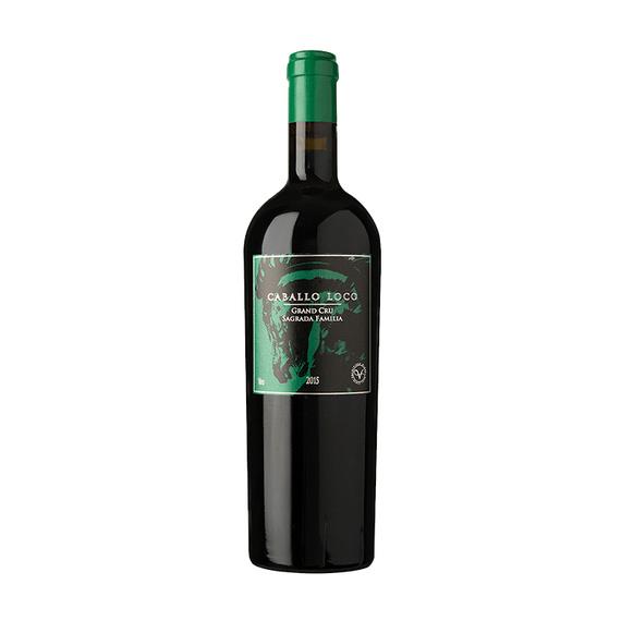 Vino Caballo Loco Grand Cru Sagrada Familia Botella 750cc