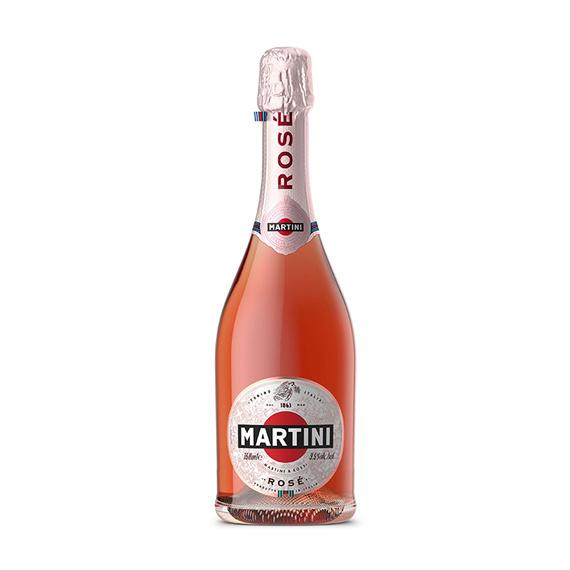 Espumante Martini Rose Botella 750cc