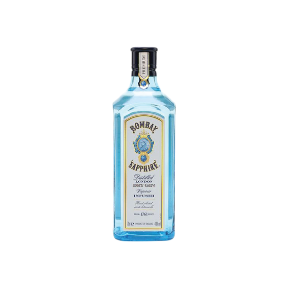 Gin Bombay Sapphire Botella 750cc