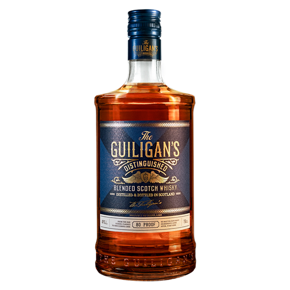 Whisky The Guiligan´s Botella 750cc