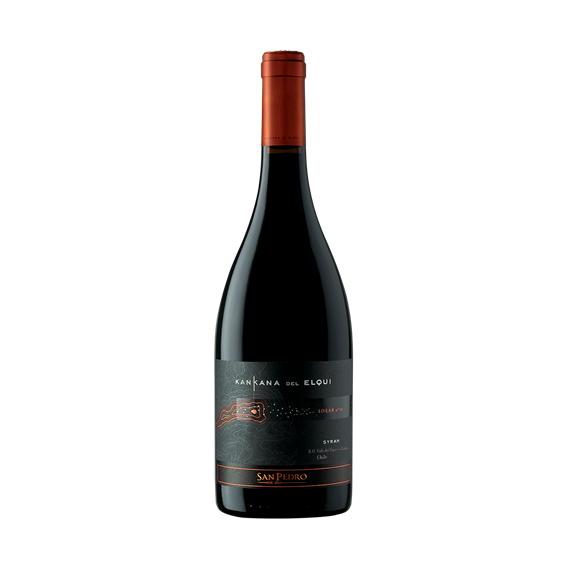 Vino Kankana del Elqui Syrah Botella 750cc
