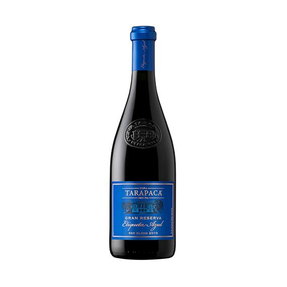 Vino Tarapacá Gran Reserva Etiqueta Azul Botella 750cc