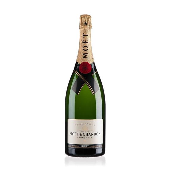 Espumante Champagne Moët & Chandon Brut Imperial Botella 750cc