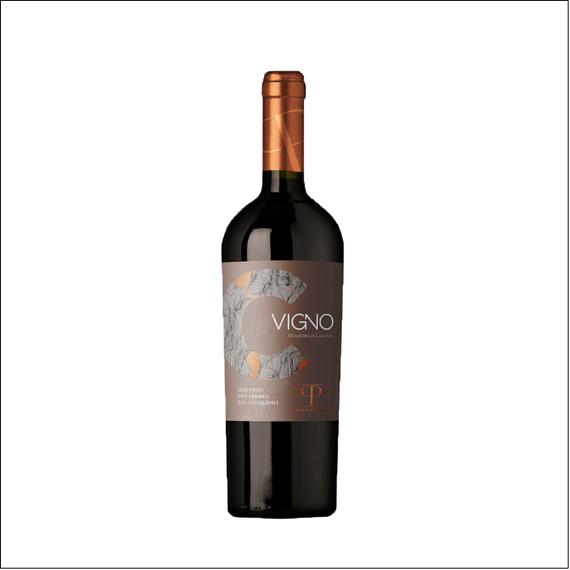 Vino Casa Patronales Carignan Vigno Botella 750cc